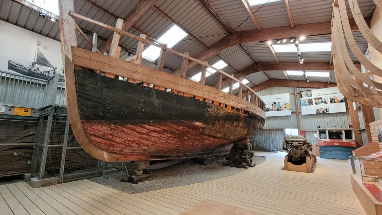le musée sur l'île de Tatih